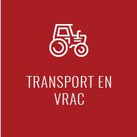 Service de Transport en vrac
