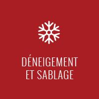 Dany Rodrigue Services Déneigement et Sablage